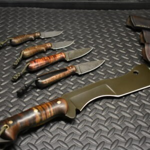 Custom & Mid-Tech Knives